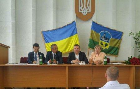 В Ужгородській райдержадміністрації нове керівництво