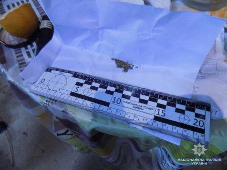 У жителя Перечинщини поліція вилучила наркотики (фото)