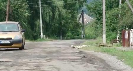 Ремонт доріг на  Великоберезнянщині.Чого чекати у 2018? А нічого