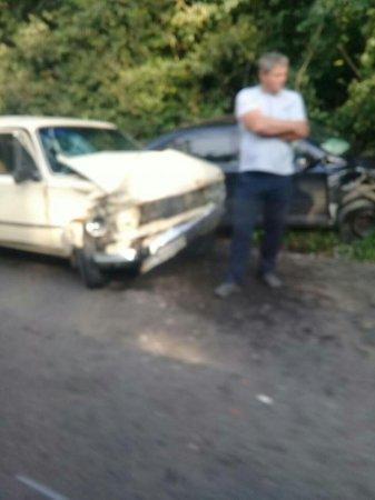Дві  автомобільні аварії сталися на Рахівщині (ФОТО)