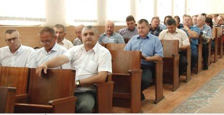Голова Мукачівської райради не оприлюднює рішення про незадовільну роботу Гайдая
