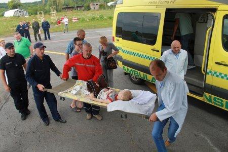 Шестирічного ужгородця врятували завдяки волонтерам та літаку ДСНС