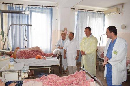 13 млн на ліки. Чи отримують ліки пацієнти в Ужгородській міській центральній клінічній лікарні, яка ситуація з харчуванням? (ВІДЕО)