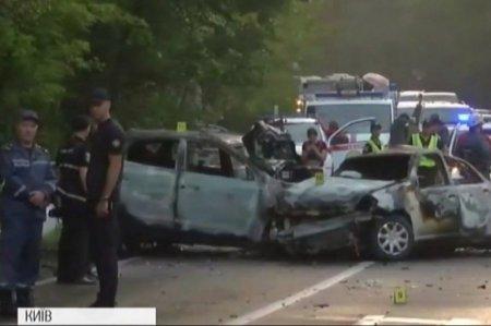 Жахлива ДТП: сім'я згоріла у розбитому автомобілі