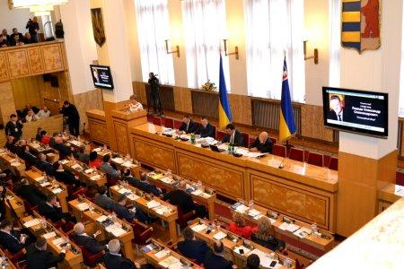 Закарпатські обранці – «за» збереження українських лісів та запобігання незаконному вивезенню необроблених лісоматеріалів
