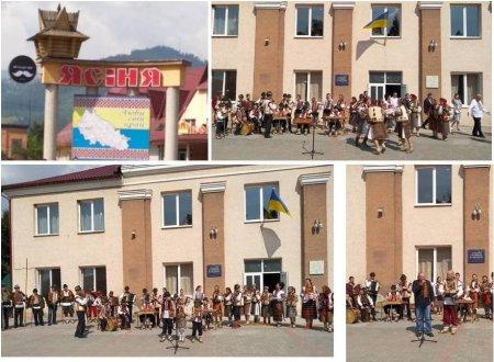 На Рахівщині відбувся фестиваль «Де бере початок Тиси!» (ФОТО)