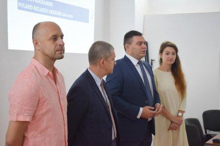 Міський голова Ужгорода Богдан Андріїв зустрівся з директором Центру європейських проектів у Варшаві
