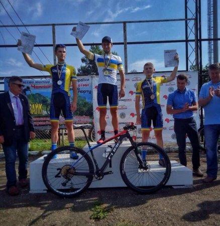 Закарпатець став срібним призером чемпіонату України