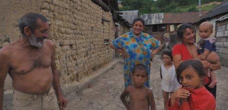 Роми закликали створити умови для їх осілого життя на Закарпатті
