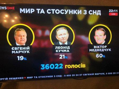 """Партія """"За життя"""" заручилася підтримкою Віктора Медведчука (ФОТО, ВІДЕО)"""