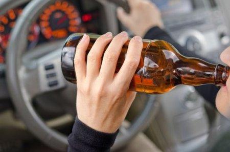 Поліція розповіла про п'ять випадків керування водіями автотранспортом у стані алкогольного сп'яніння