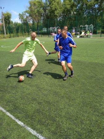 В прикордонному відомстві відбулися змагання з міні-футболу  (ФОТО)
