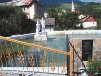 На Міжгірщині біля храму з'явився божественний басейн (ФОТО)