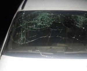П'яний водій наробив біди та втік (ФОТО)