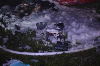 У Польщі автобус із українцями зірвався з 30-метрового схилу та декілька разів перекинувся, є загиблі (ФОТО)