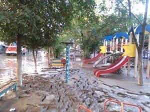 Рятувальники опублікували вражаючі фото наслідків водяної стихії у Рахові