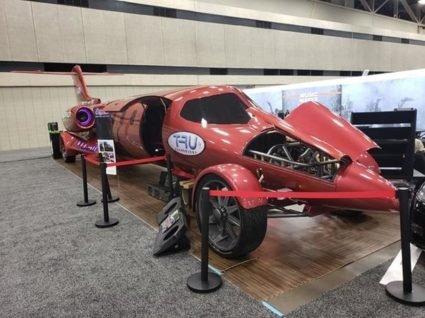 У США збудували лімузин-літак