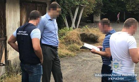 На Закарпатті поліція затримала голову Виноградівської РДА на хабарі