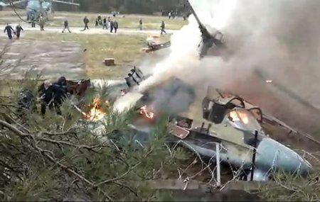 Зіткнувся з іншим вертольотом: Сталася страшна авіакатастрофа, загинули всі пасажири