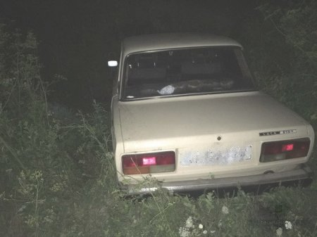 В Мукачівки вкрали автомобіль