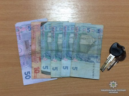 В Ужгороді правоохоронці оперативно затримали чоловіка, який пограбував пенсіонерку (ФОТО)