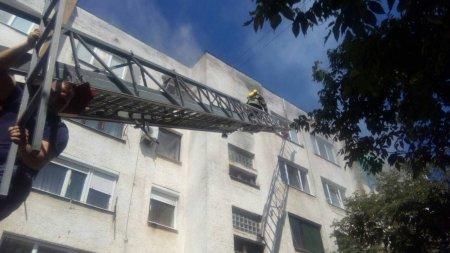 В Ужгороді та на території району за минулу добу виникло 8 пожеж