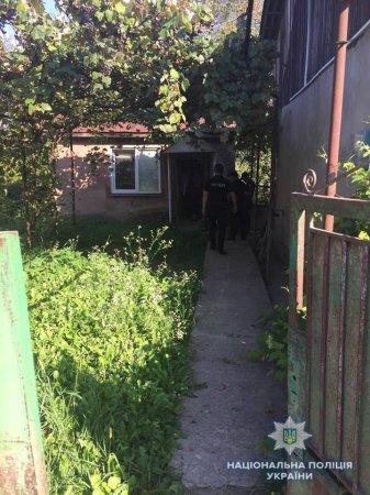 Поліцейські розкрили крадіжки у Тячівському та Іршавському районах