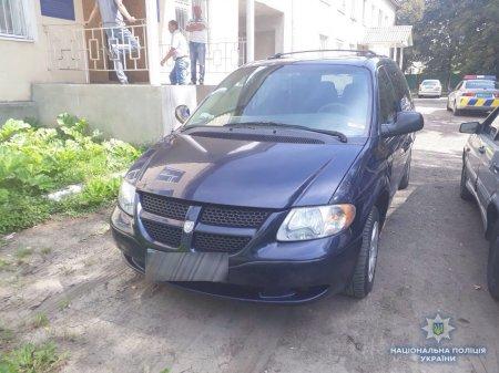 Поліцейські під час відпрацювання Міжгірщини виявили дві автівки-«двійники» (ФОТО)