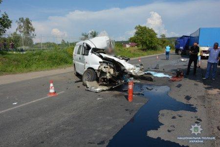 Поліція розслідує автопригоду на Мукачівщині, внаслідок якої загинула людина