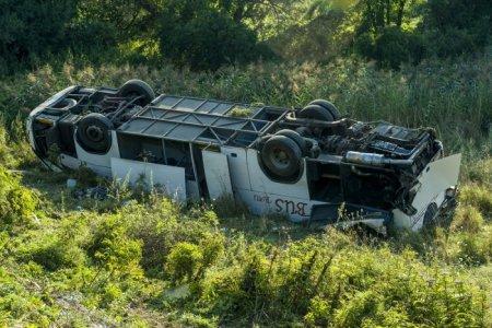 В Угорщині розбився мікроавтобус з закарпатцями 13 чоловік постраждало 4 у важкому стані(фото)