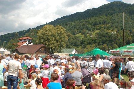 """""""Барви Карпатського ліжника""""- перший фестиваль-ярмарок пройшов на Рахівщині цими вихідними"""