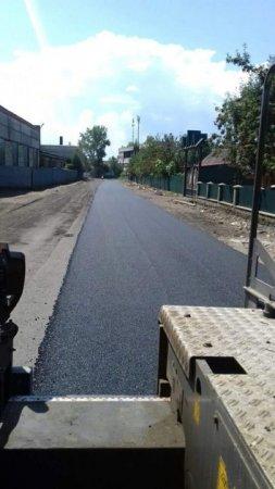На Рахівщині завершили капітальний ремонт ділянки автомобільної дороги обласного значення «Великий Бичків – Кобилецька Поляна»