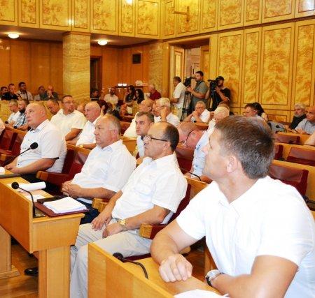Закарпатська обласна рада просить парламент вирішити на законодавчому рівні питання заборони ввезення в Україну окремих видів полімерів та продажу поліетиленових пакетів