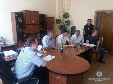 Підполковник Юрій Пилип зустрівся з громадою  Іршавщини (ФОТО)