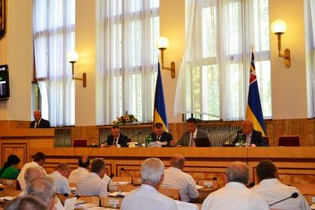 Депутати облради схвалили звіт щодо збереження будинку обласної ради і облдержадміністрації як пам'ятки архітектури за 2017 рік