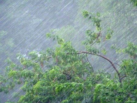 На Закарпаттиі штормове попередження