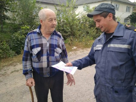 Закарпатські рятувальники нагадали громадянам правила безпечного відпочику на воді (ФОТО)