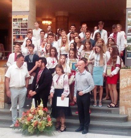 Михайло Рівіс на колегії департаменту освіти краю високо оцінив невтомну працю вчителів, які старанно готують призерів