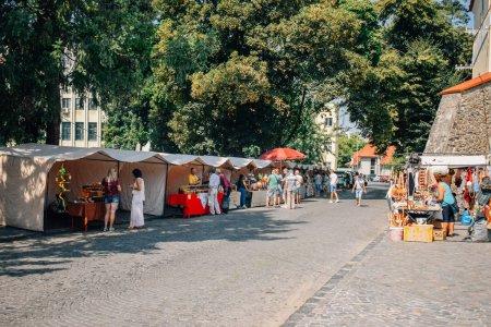 Любителі меду  відвідали фестиваль-ярмарок «Медовий Спас» (ФОТО)