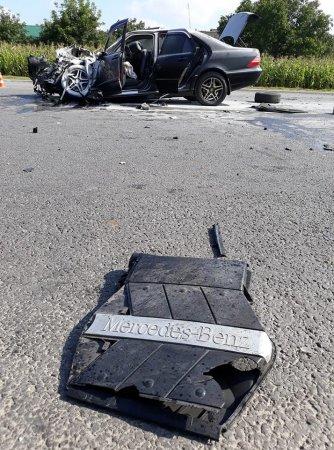 На Львівщині страшна ДТП - є постраждалі з Закарпаття (фото)