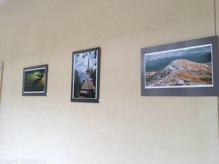 В атріумі Закарпатської ОДА відкрили кольористичну виставку (ФОТО, ВІДЕО)