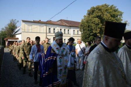 Закарпатські православні долучилися до святкування 1030-річчя хрещення Русі