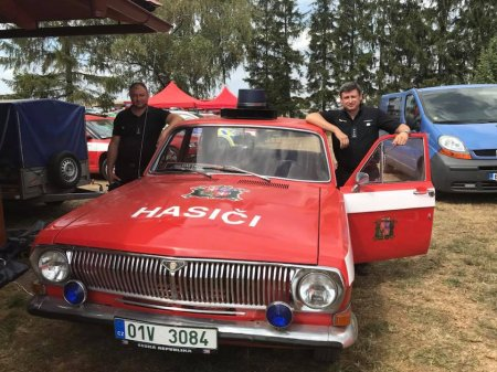 Закарпатські рятувальники відвідали фестиваль у Чехії (ФОТО)
