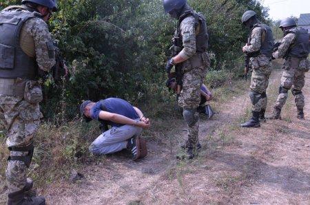 Прикордонники вдосконалюють майстерність у протидії тероризму (ФОТО)