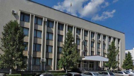 Злодій пограбував Мукачівську районну раду