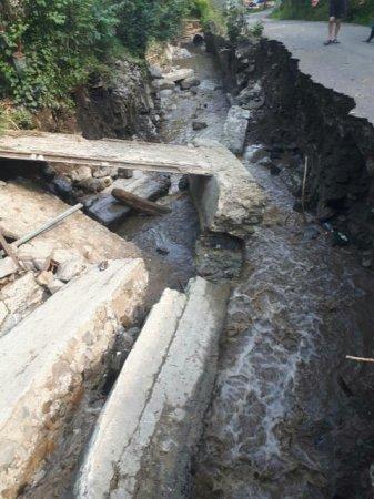 Через що на справді затопило Рахів - наслідки (фото)