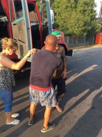 На Закарпатті рятувальники знайшли чоловіка, пошуки якого тривали понад тиждень (ФОТО)