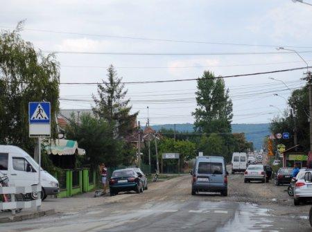 Дорожні служби розпочали капітальний ремонт автомобільної дороги Виноградів – Велика Копаня