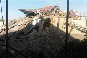 Поліція встановлює обставини вибуху будинку на Берегівщині