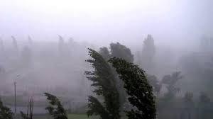 Штормове попередження - на Закарпаття сунуть сильні зливи